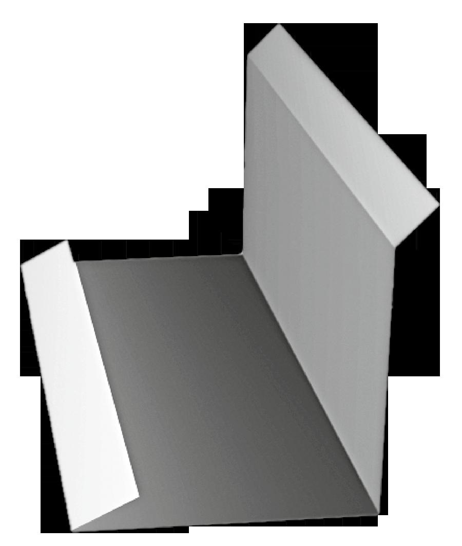 Alpodach Kalisz - Obróbka przyścienna II